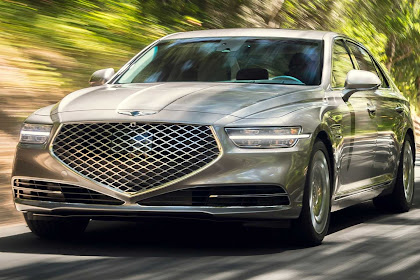 2020 Genesis G90 Review, Specs, Price
