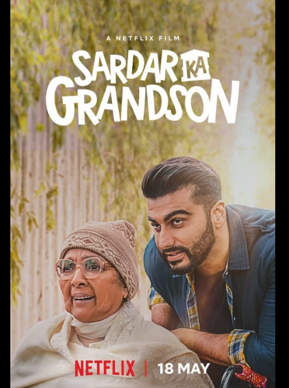 Sardar Ka Grandson 2021 x264 720p WebHD Esub Dual Audio English Hindi THE GOPI SAHI