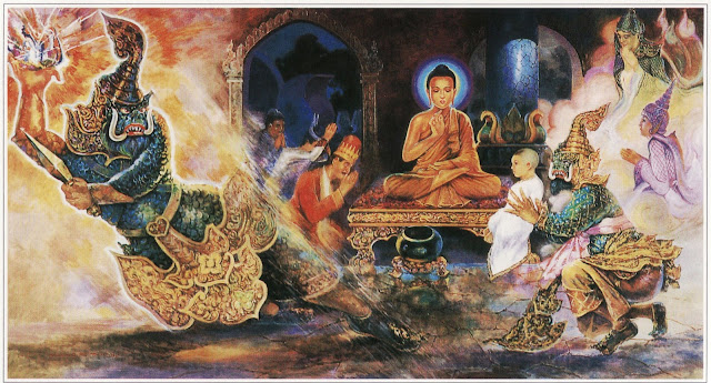 Đạo Phật Nguyên Thủy - Kinh Tương Ưng Bộ - Tứ niệm xứ