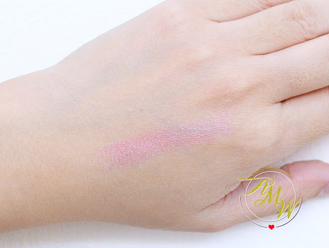 a swatch photo of  Mary Kay Beauty That Counts Hearts Together Lipstick