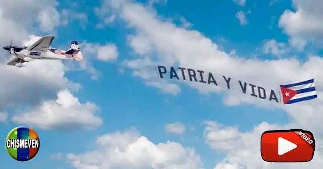"""Díaz-Canel promete encarcelar a todo el que grite """"Patria y Vida"""""""