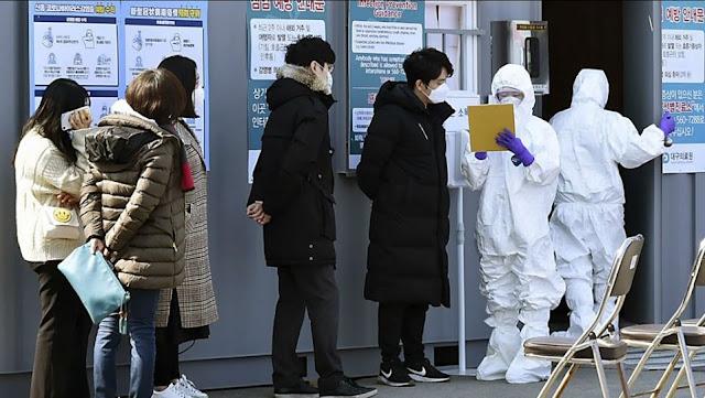 Hiện số du học sinh, lao động người Việt tại tâm dịch Hàn Quốc đang về nước rất đông