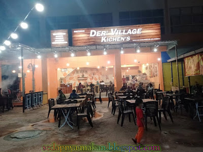 restoran Der' Village Kichen's, Bertam Kepala Batas