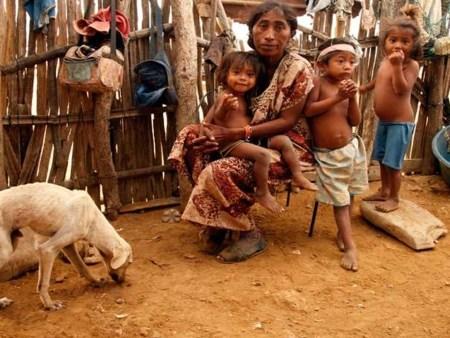 En la Guajira, Colombia, está la crisis humanitaria