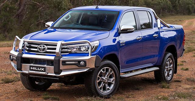 New Toyota Hilux 2018