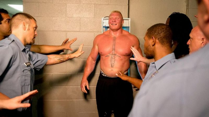 Backstage details on Brock Lesnar walking out on WWE after 'shouting match' with Vince McMahon