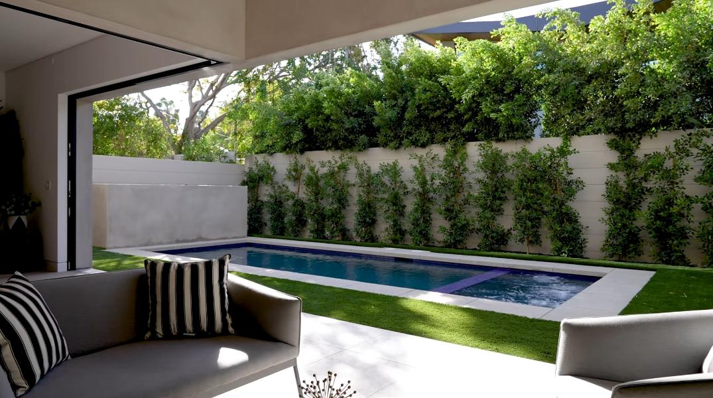 41 Interior Design Photos vs. 853 N Curson Ave, Los Angeles, CA Luxury Home Tour