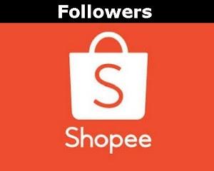 Jual Followers Shopee Murah Terpercaya (100 Followers)