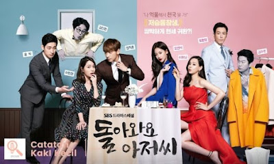 drama come back mister
