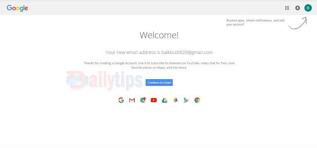 Cara Membuat Email di Gmail | Update Terbaru 2017