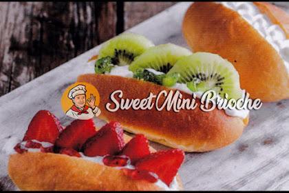 Sweet Mini Brioche
