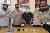 Pengedar Sabu-sabu Asal Luwu Utara Ditangkap Polisi