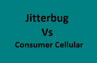 Jitterbug vs Consumer Cellular
