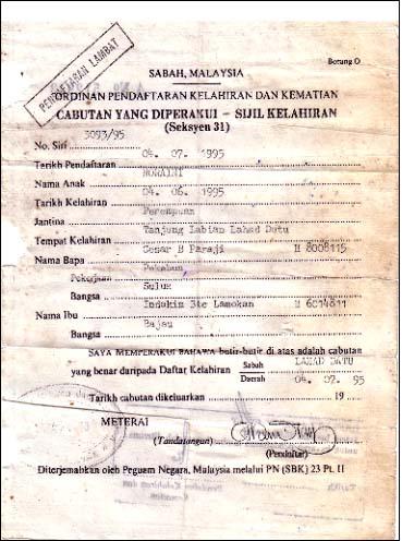 Sabahkini Net Reveal The Truth Prevail The Faith Imm13 Warganegara Songsang Ii Episod Vi