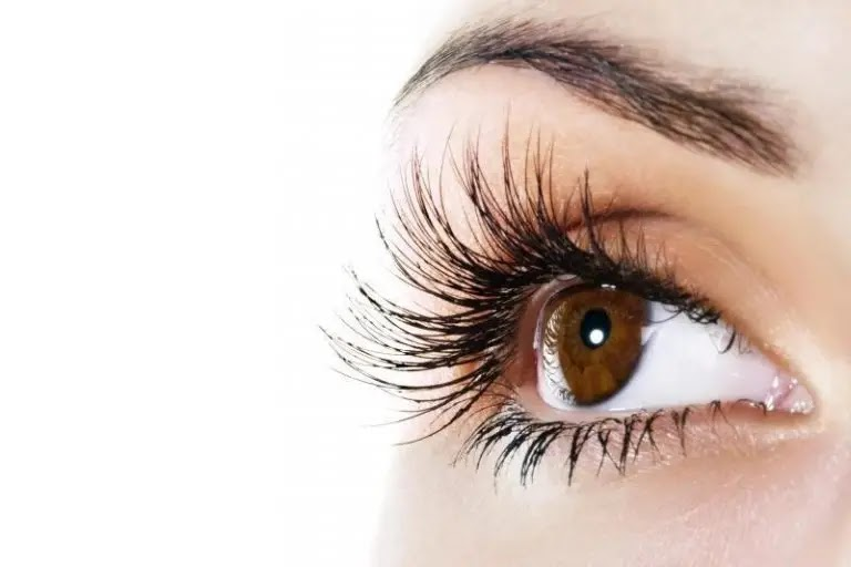 An alternative to mascara .. and use these natural mixtures to lengthen eyelashes