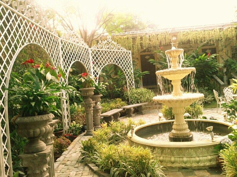 garden gardens venue events fountain venues completed patio