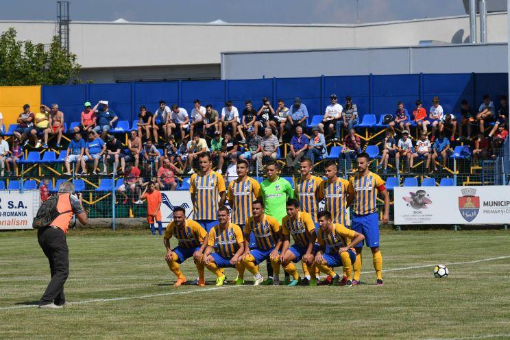 Mult succes in Liga a 2-a, Aerostar Bacau!