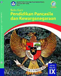 buku PPKN kelas 9 kurikulum 2013 revisi 2018