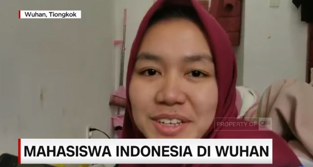 Mahasiswa Indonesia Di Wuhan Terancam Hanya Bisa Makan Mie Instan Stiap Hari