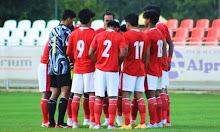 Susunan Pemain Timnas U19 Indonesia Vs Makedonia Utara