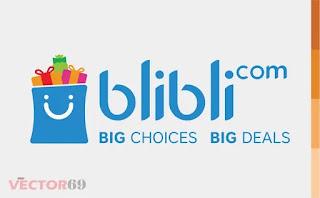 Logo BliBli - Online Mall - Download Vector File AI (Adobe Illustrator)