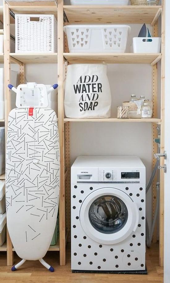 lavanderia como decorar