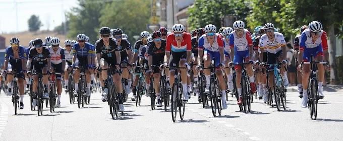 Las fotos de la 2ª etapa de la Vuelta a España 2021 - Fotos Ciclismo González