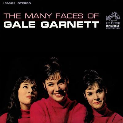 Gale Garnett - The Many Faces Of Gale Garnett