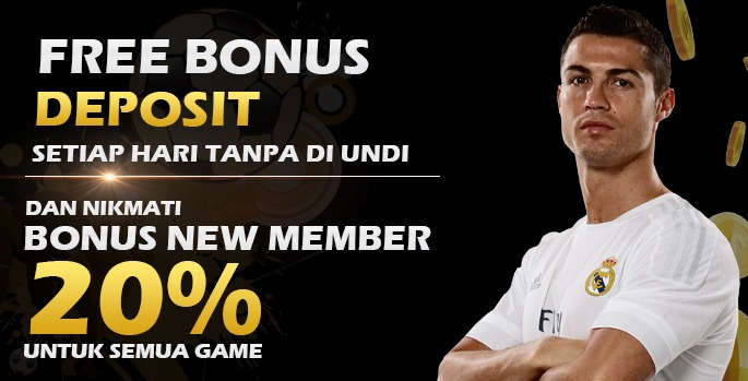 Bonus Deposit Situs Judi Online Terpercaya Bro88