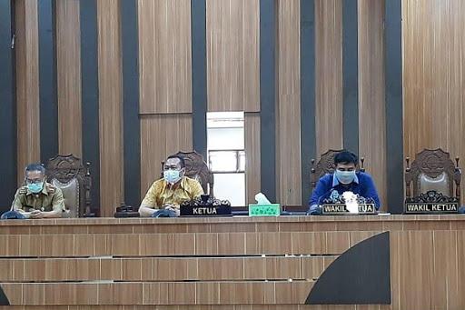 Ketua DPRD Maros Ucapkan Terima Kasih Grand Mall Tidak Jadi Dibuka