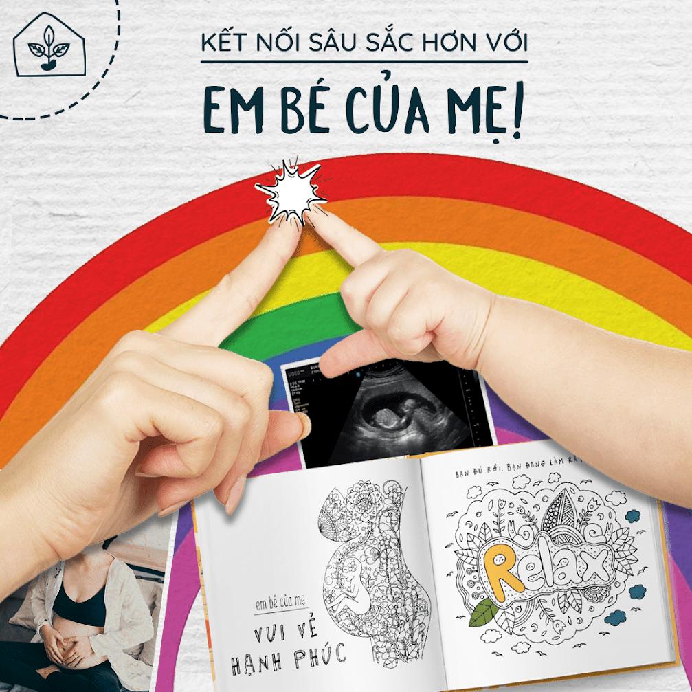 [A116] Hành trình mang thai: Sách hay nên đọc khi mang thai