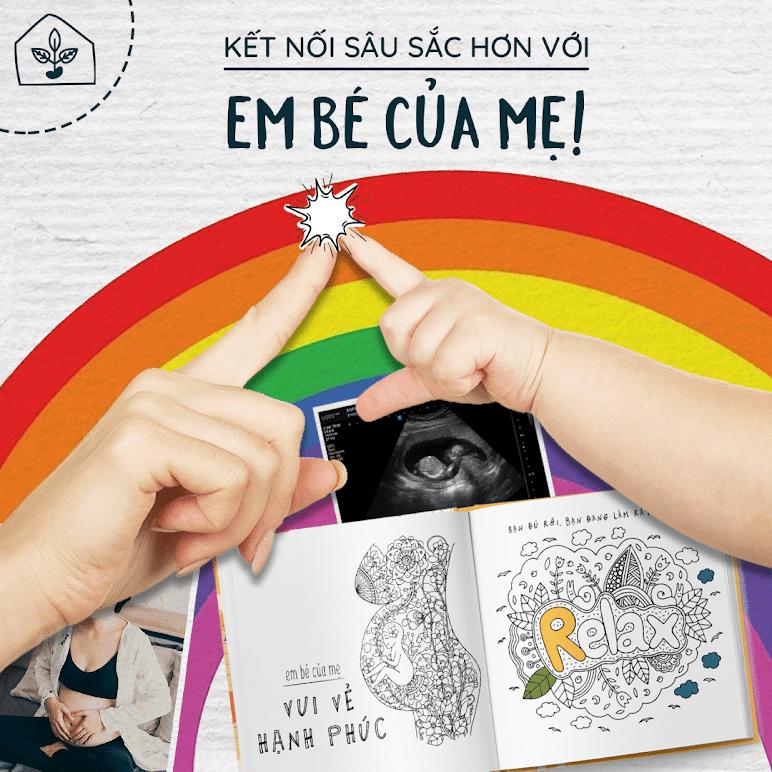 [A116] Tìm mua những cuốn sách mang thai bổ ích cho Bà Bầu
