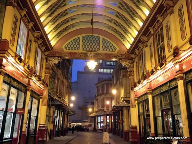 secretos para visitar en Londres