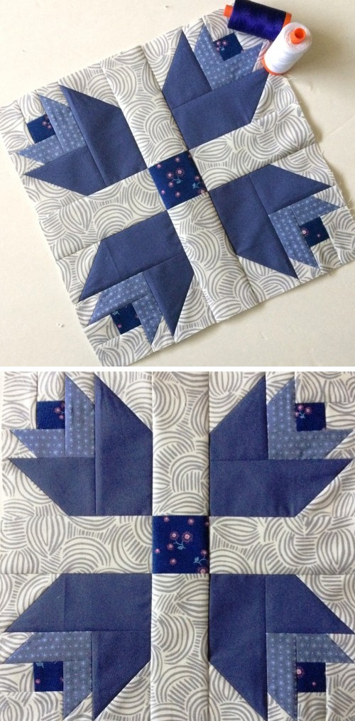 Dutch Treat - Free Quilting Pattern