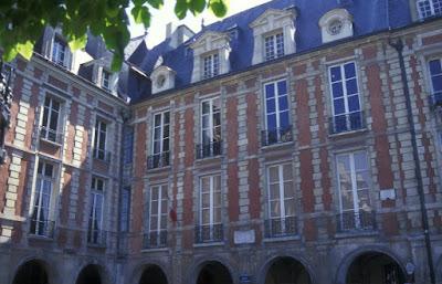 visiter la Maison de Victor Hugo