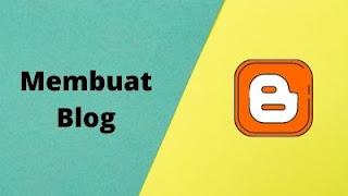 Cara Membuat Blog Gratis Dengan Mudah Dan Cepat