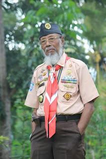 Dari Apel Besar Hari Pramuka ke-56 Kwarcab 0704 Kota Bengkulu