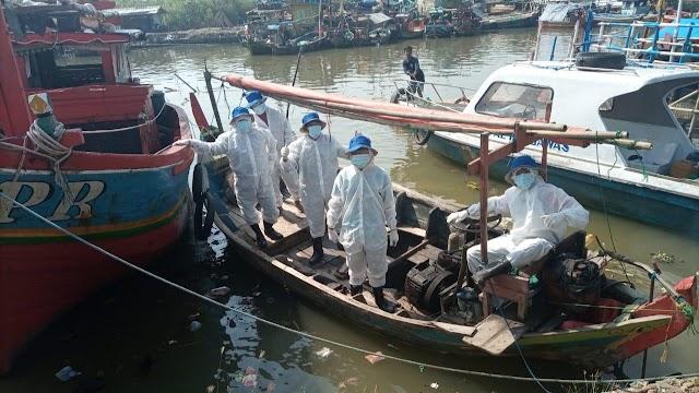 PHE Terjunkan 146 Kapal Bersihkan Sisa Ceceran Minyak