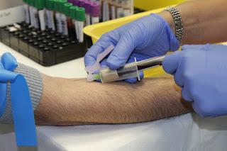 Pengambilan sample darah