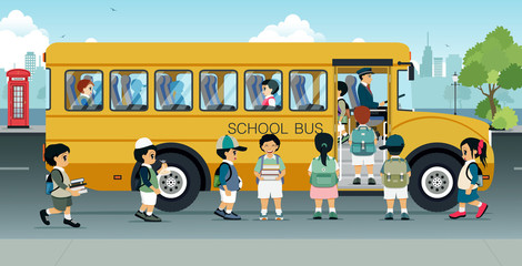 Reasons Behind The School Bus Yellow Color Code