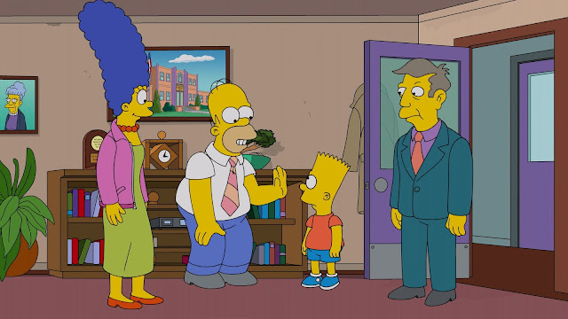 Los Simpson Temporada 30 HD 1080P Latino