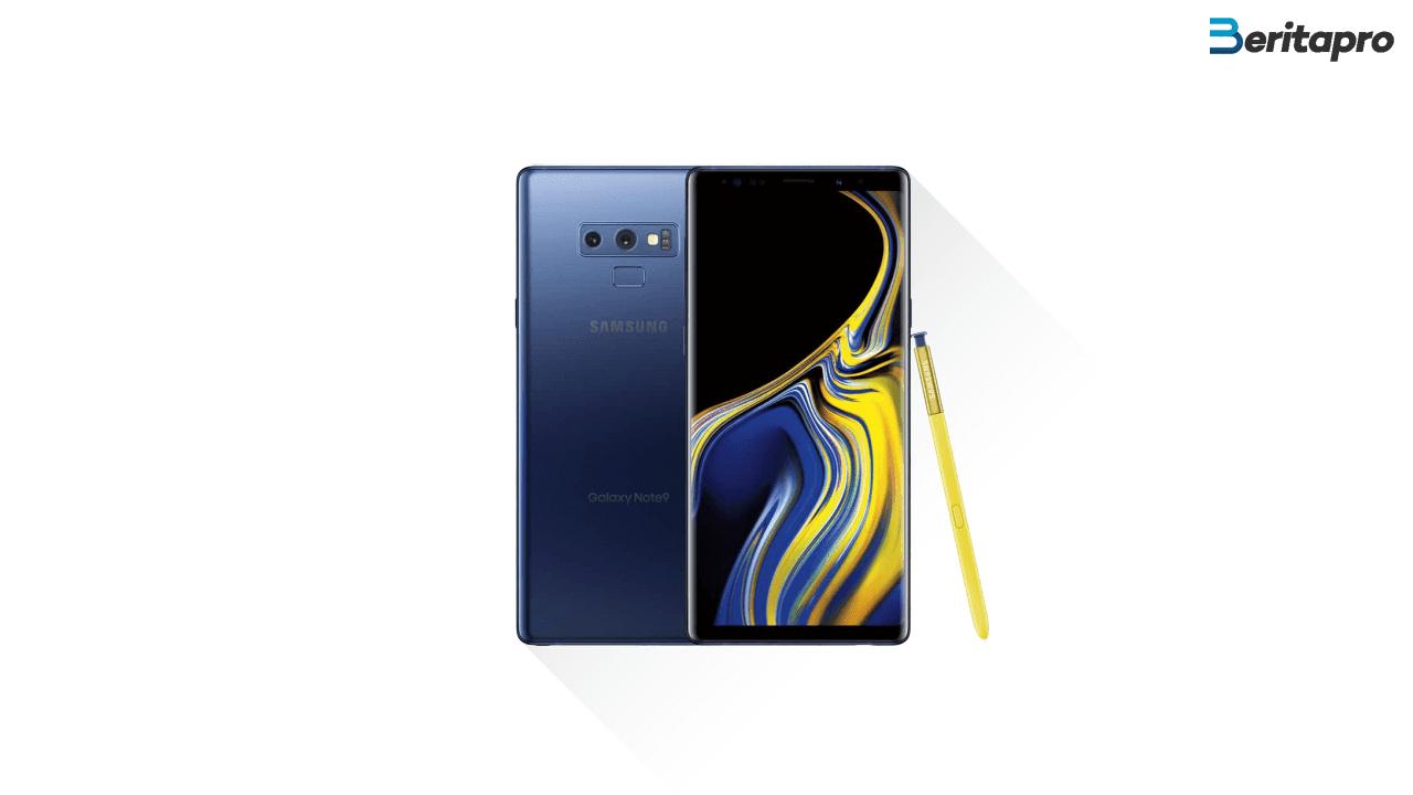 Spesifikasi Lengkap Samsung Galaxy Note 9, RAM 8 GB