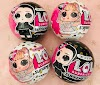 Groom and Bride Inside L.O.L. Surprise! Supreme BFFs Limited Edition Balls