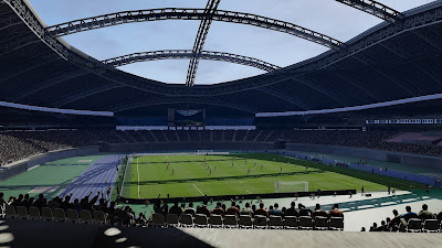 PES 2020 Showa Denko Dome Oita