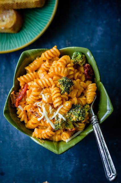Instant Pot Red Pasta