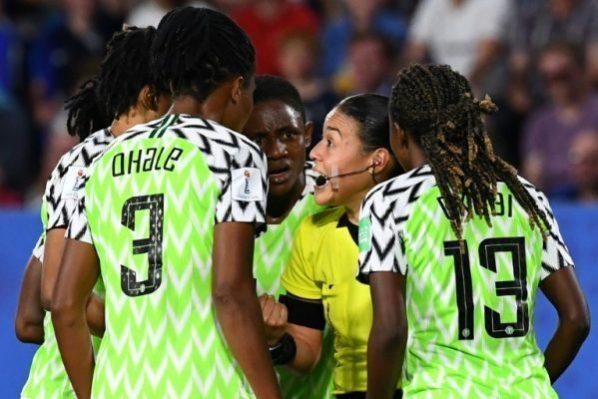 VAR steals headlines at Women's World Cup 1