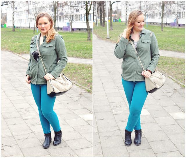 jak-nosić-zieleń