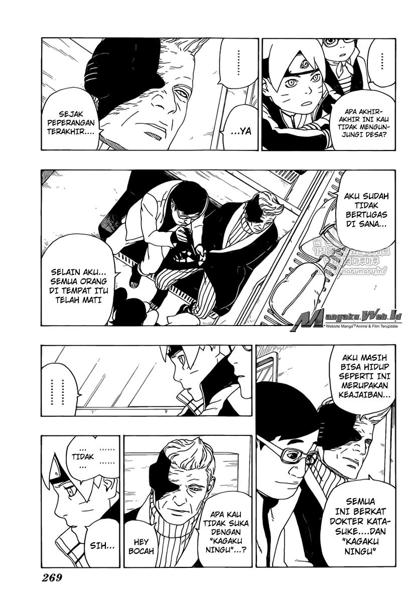 Baca Manga Boruto Chapter 17 Bahasa Indonesia