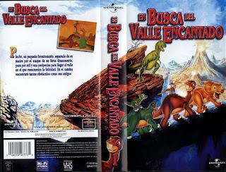 En busca del valle encantado I (1988)
