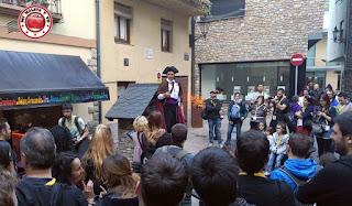 TBMAndorra - Visita teatralizada Andorra la Vella